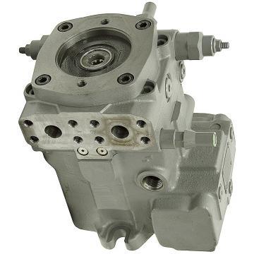 Nachi PZ-6A-10-180-E3A-20 Load Sensitive Variable Piston Pump