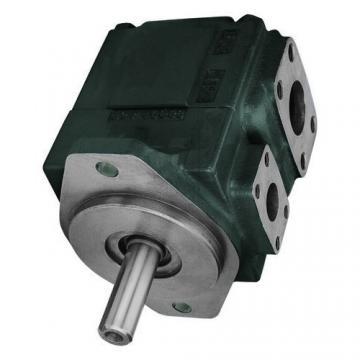 Vickers 4525V50A21-1DA22R Double Vane Pump
