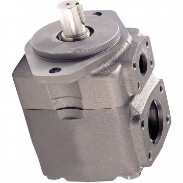 Yuken PV2R23-47-116-F-RAAA-41 Double Vane Pumps